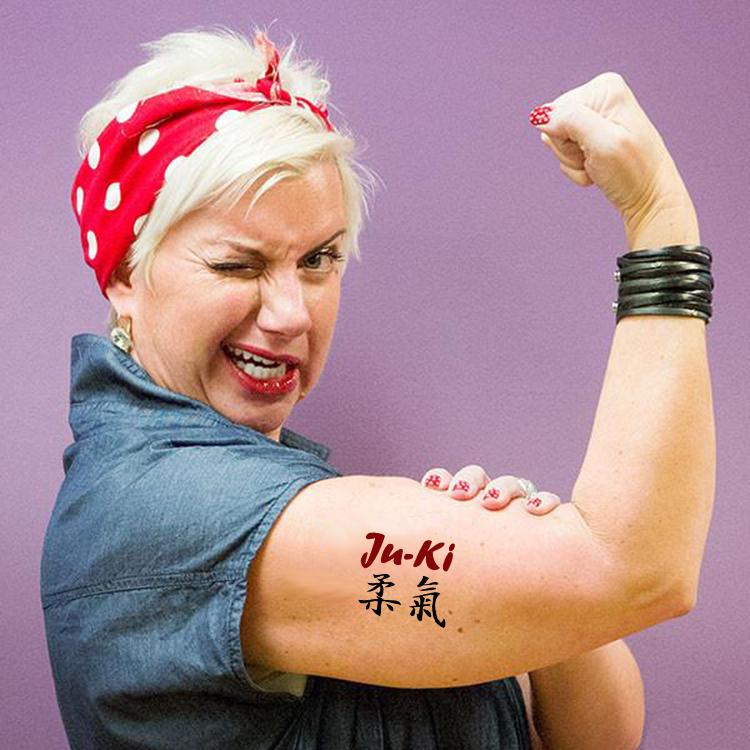 Ju-Ki weerbaarheidstraining voor vrouwen