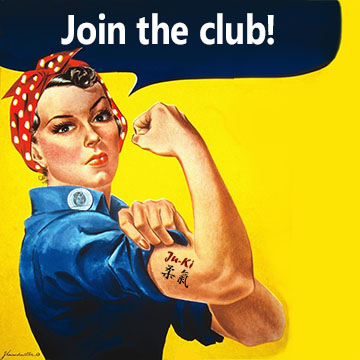 Rosie: 'Join the club!'