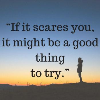 Stap uit je comfort zone