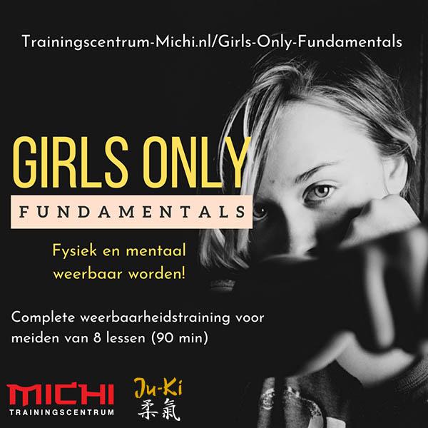 Ju-Ki Girls only: Fundamentals