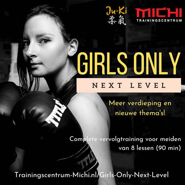 Ju-Ki Girls only: Next Level